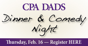 Ad Block - CPA Dads Dinner & Comedy Night