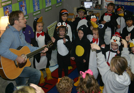 Kindergarten_Penguin Day 1-13-12