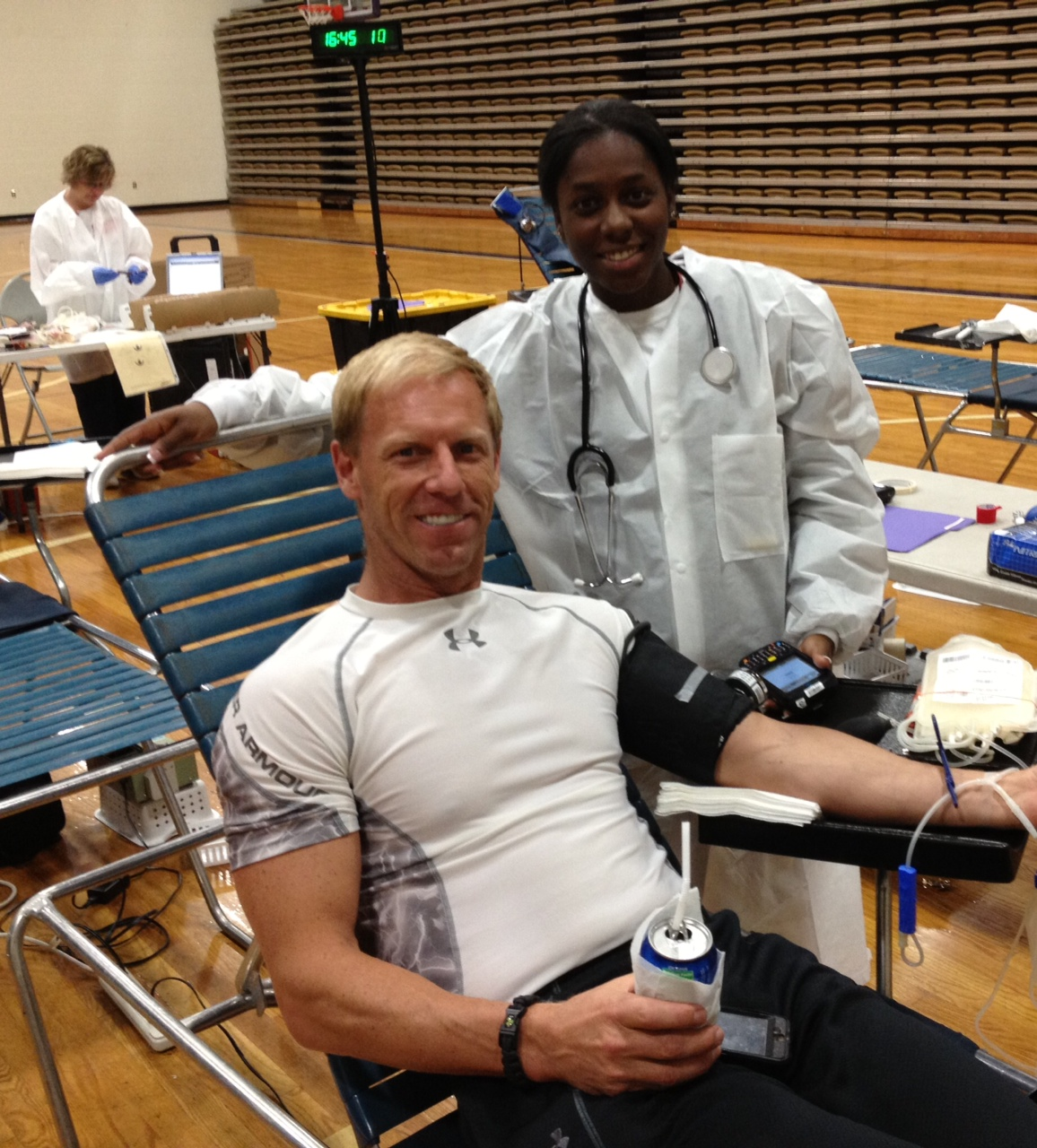 Red Cross Blood Drive 1